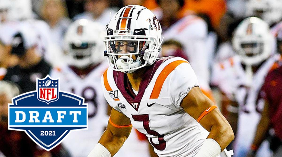 2021 NFL Draft Profile: Caleb Farley