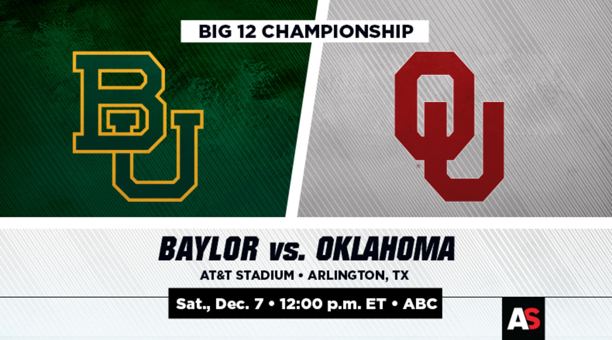 Big 12 Championship Prediction and Preview: Baylor vs. Oklahoma
