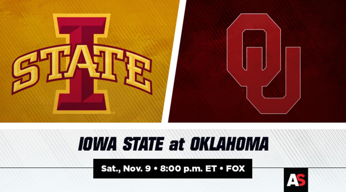 Iowa State vs. Oklahoma Football Prediction and Preview