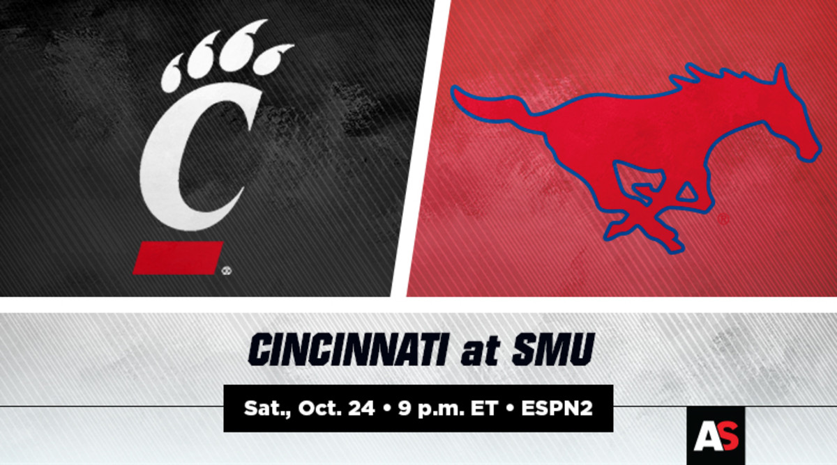 Cincinnati vs. SMU Football Prediction and Preview