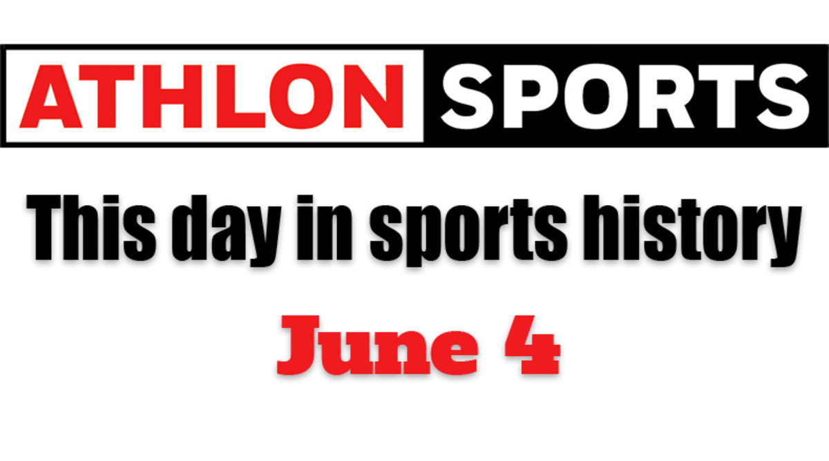 This Day in Sports History: June 4
