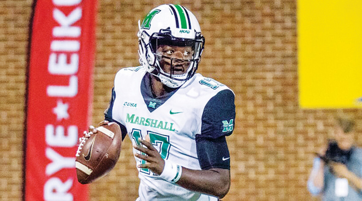 Louisiana Tech vs. Marshall Football Prediction and Preview