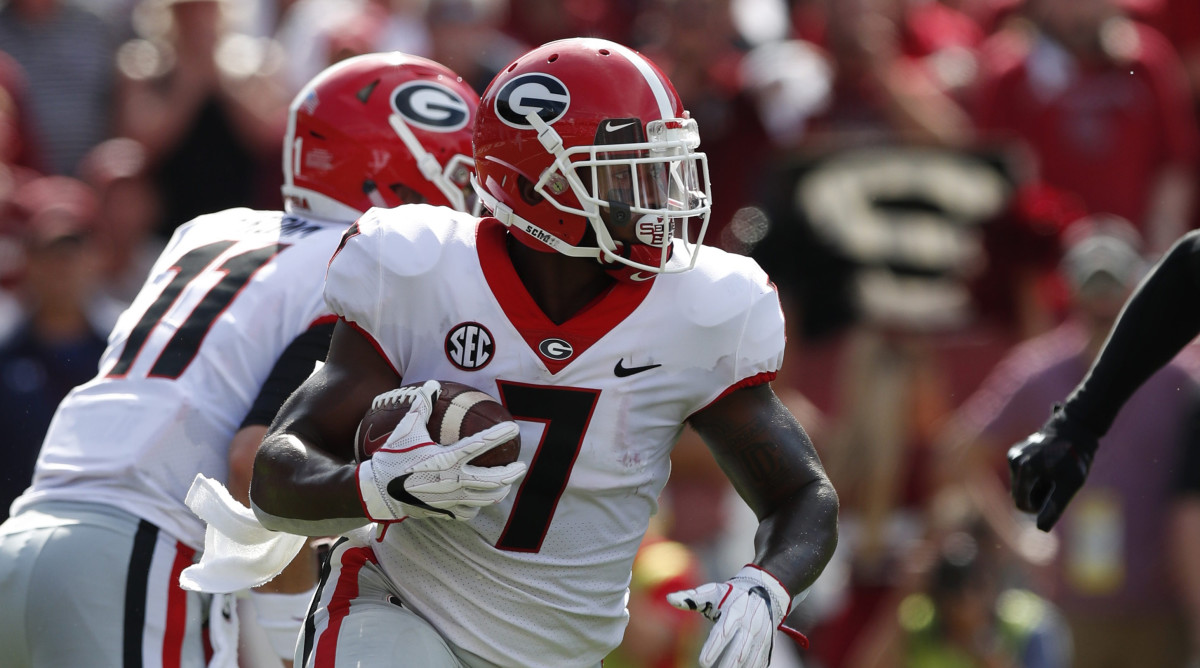 College Football Podcast: D'Andre Swift