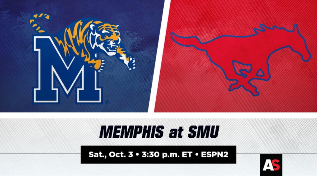 Memphis vs. SMU Football Prediction and Preview