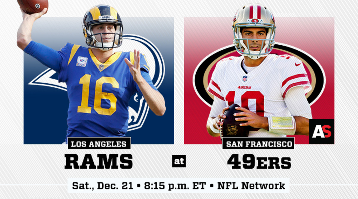 Los Angeles Rams vs. San Francisco 49ers Prediction and Preview