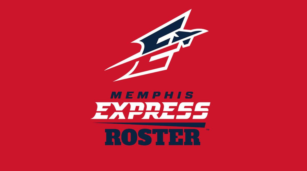Memphis Express Roster
