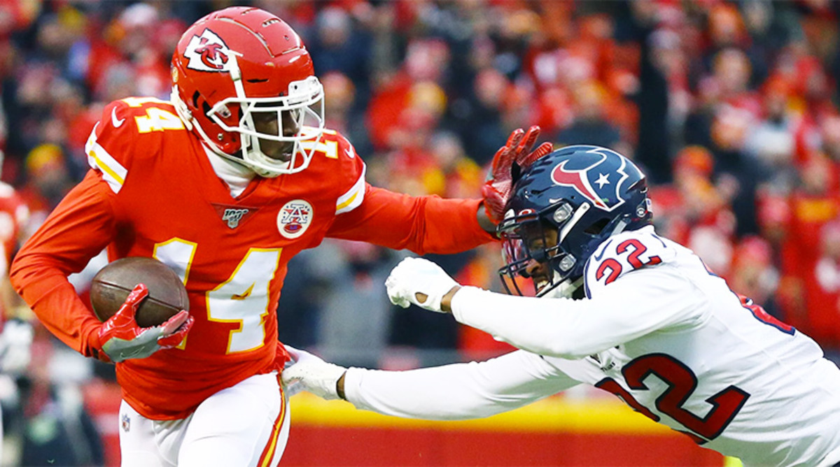 5 Greatest Kansas City Chiefs vs. Houston Texans Games