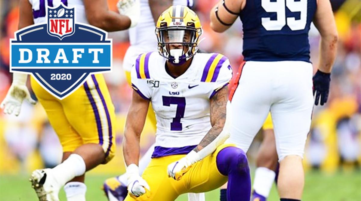 2020 NFL Draft Profile: Grant Delpit