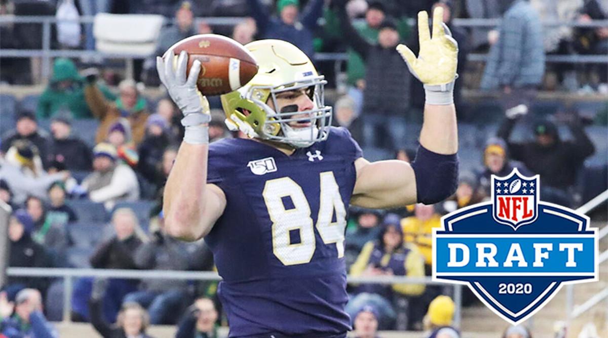 2020 NFL Draft Profile: Cole Kmet