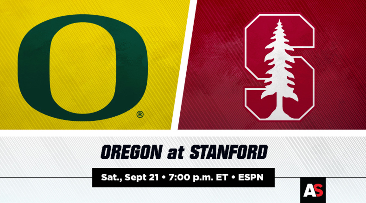 Oregon vs. Stanford Football Prediction and Preview
