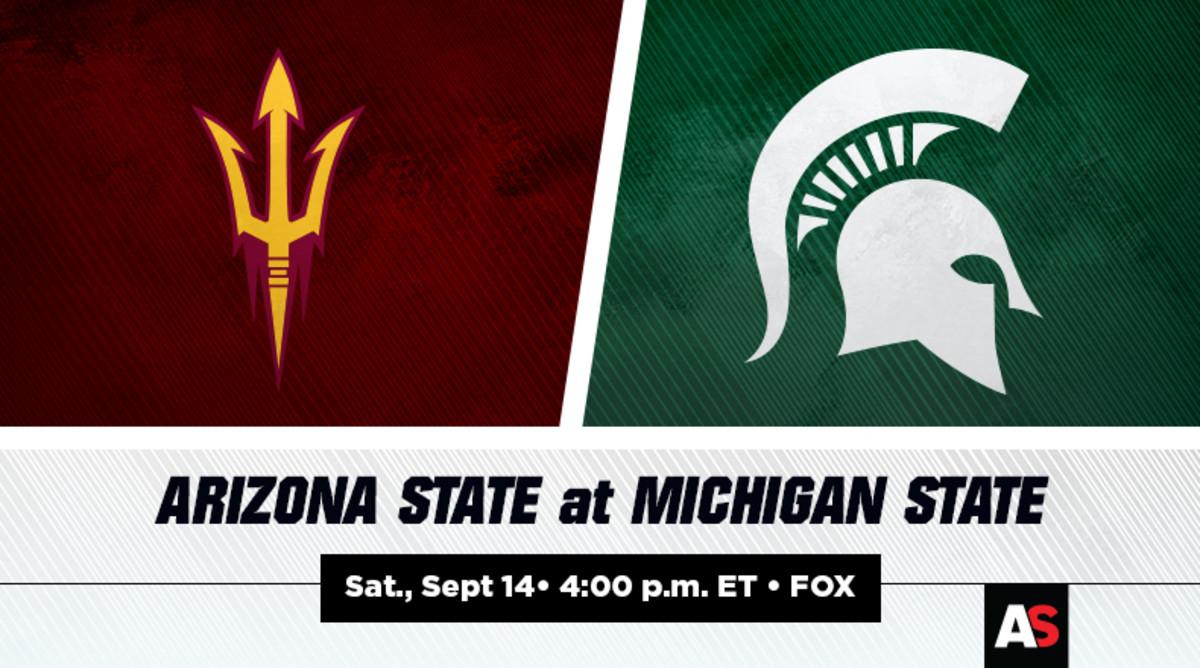 Arizona State vs. Michigan State Football Prediction and Preview