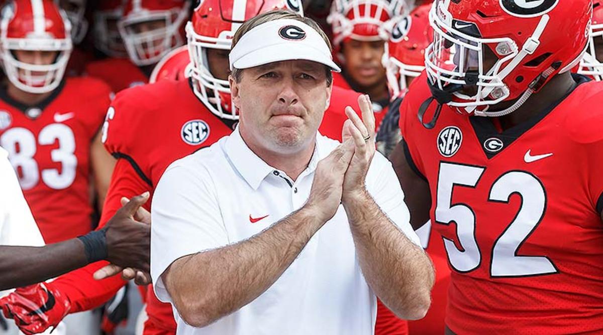 Georgia Football: Kirby Smart