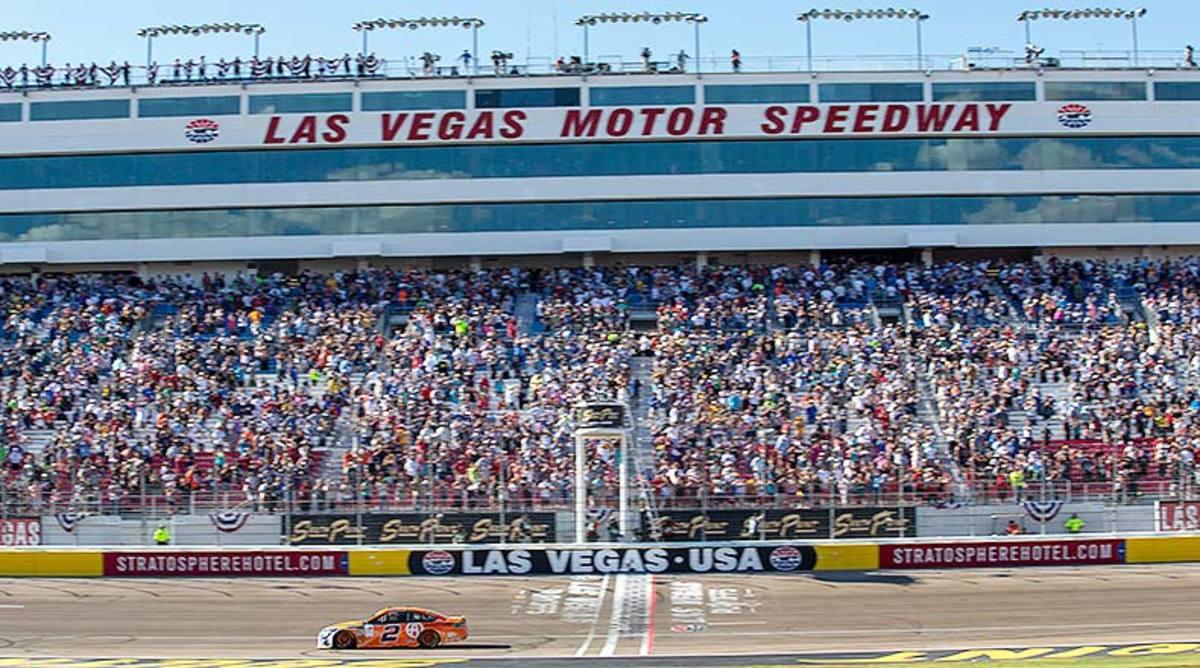 NASCAR Fantasy Picks: Best Las Vegas Motor Speedway Drivers for DraftKings