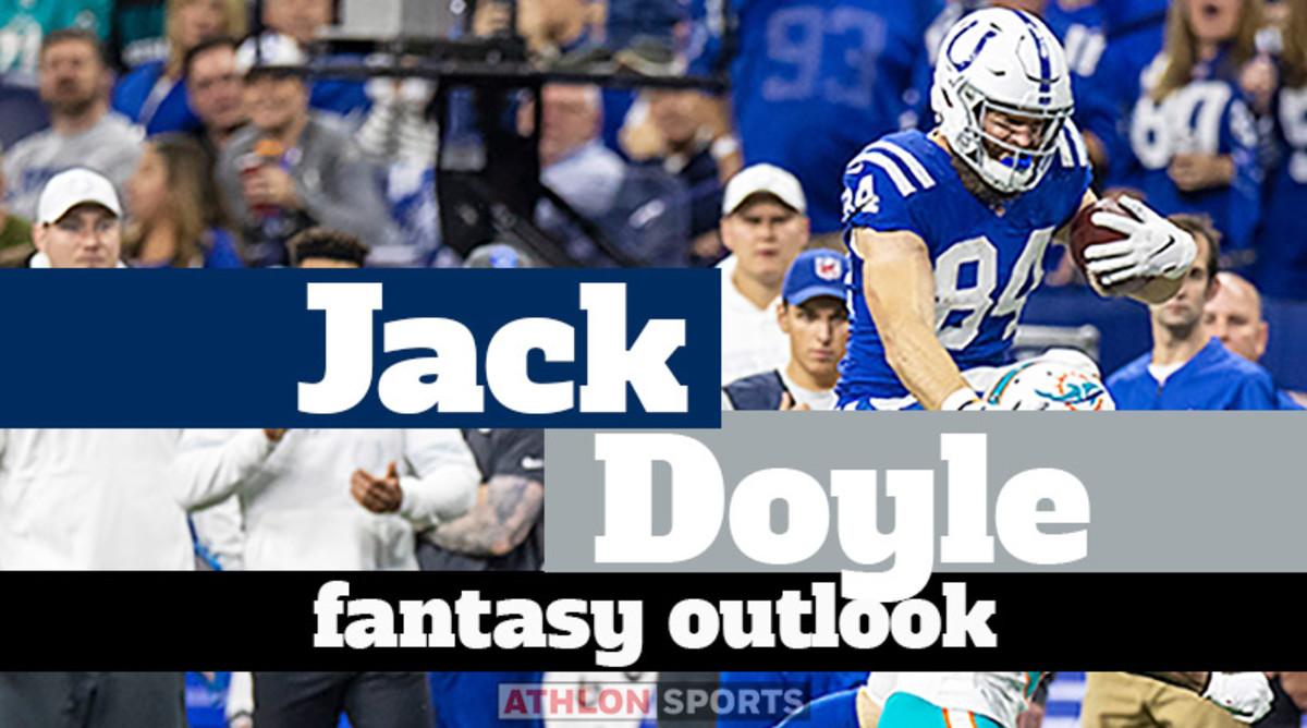 Jack Doyle: Fantasy Outlook 2020