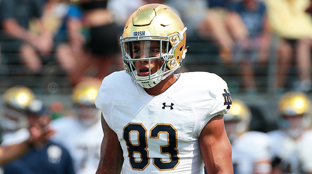 NFL Scouting Combine Watch: Chase Claypool