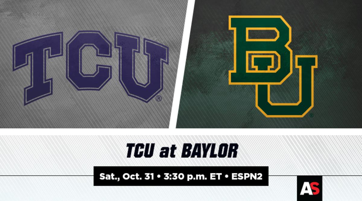 TCU vs. Baylor (BU) Football Prediction and Preview