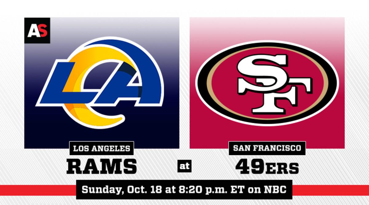 Sunday Night Football: Los Angeles Rams vs. San Francisco 49ers Prediction and Preview