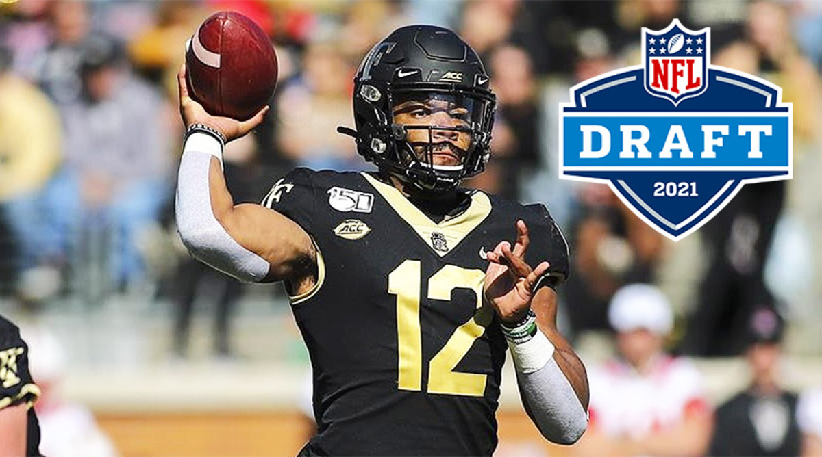 2021 NFL Draft Profile: Jamie Newman