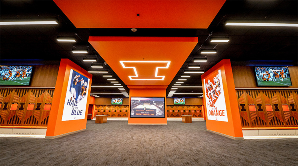 4 Ways that the Smith Football Center Will Help Illinois Football Take the Next Step
