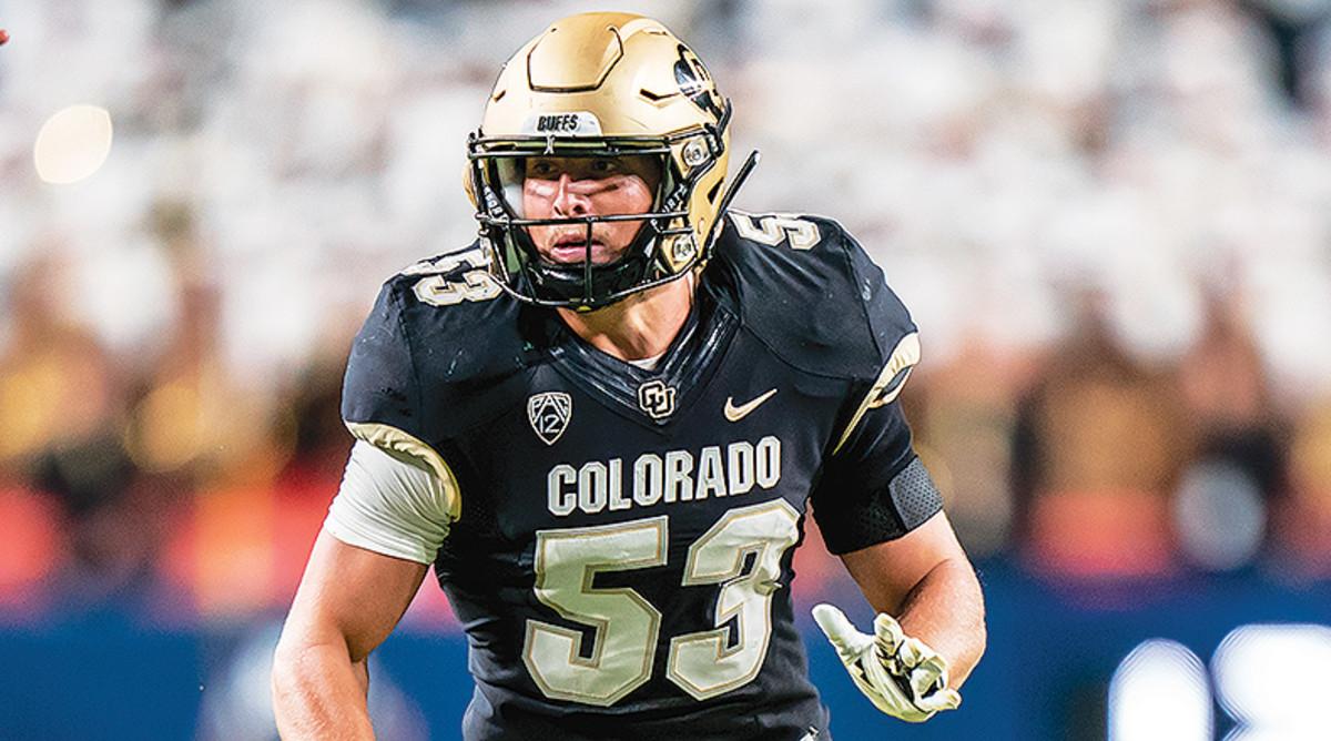 Nate Landman, Colorado Buffaloes Football