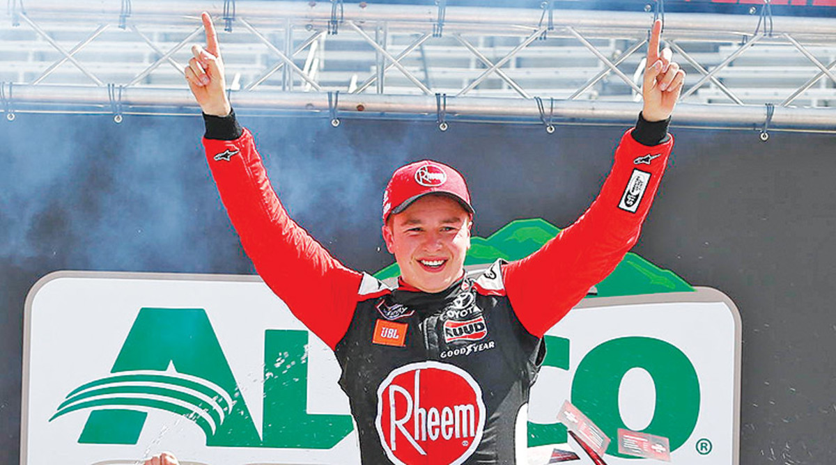 Christopher Bell Looks to Make an Instant Impact on the NASCAR Cup Series in 2020