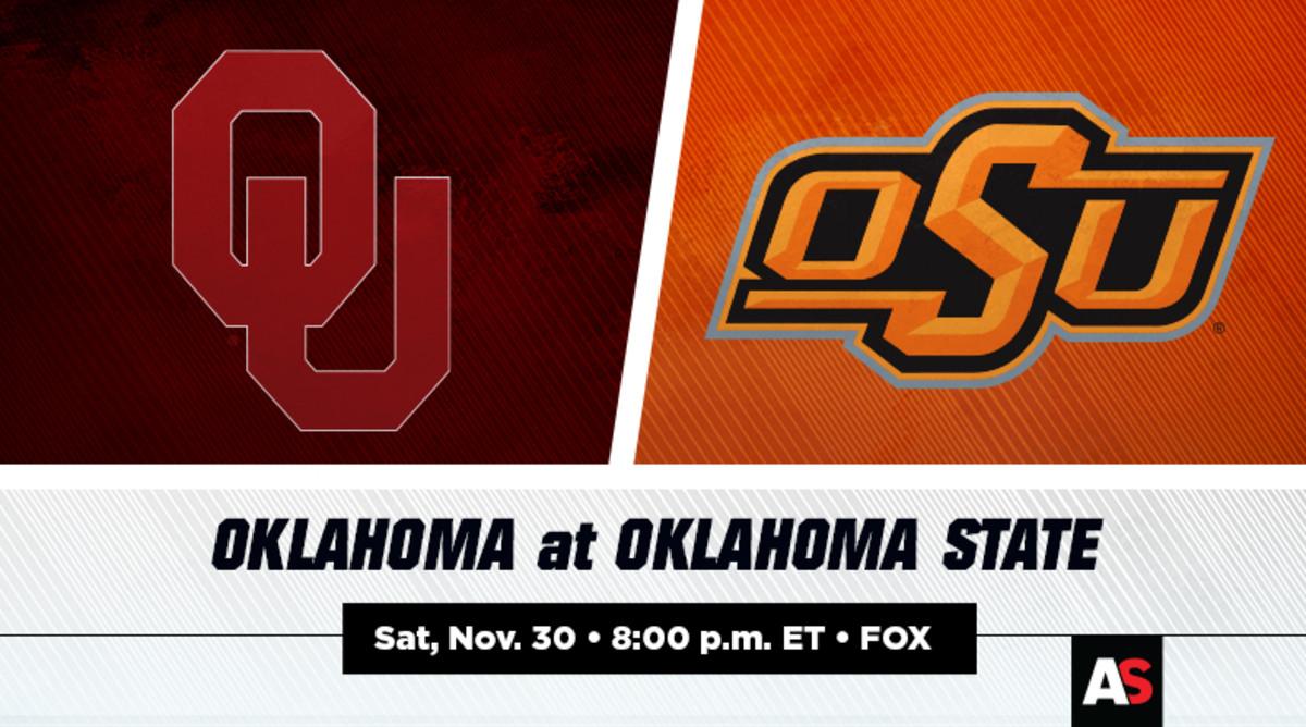 Oklahoma vs. Oklahoma State Football Prediction and Preview