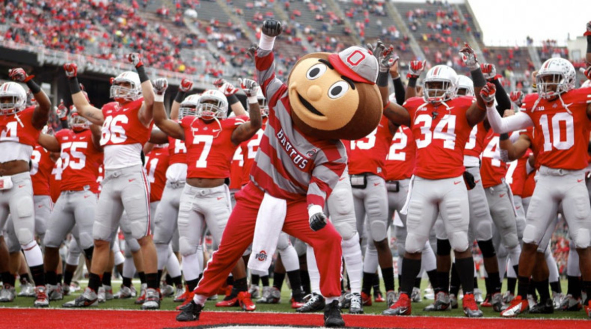 Ohio State Ranked No. 5 in Athlon's College Football Top 25