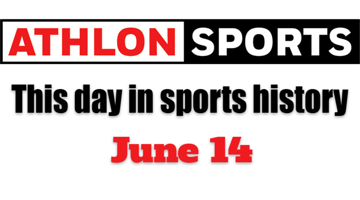 This Day in Sports History: June 14