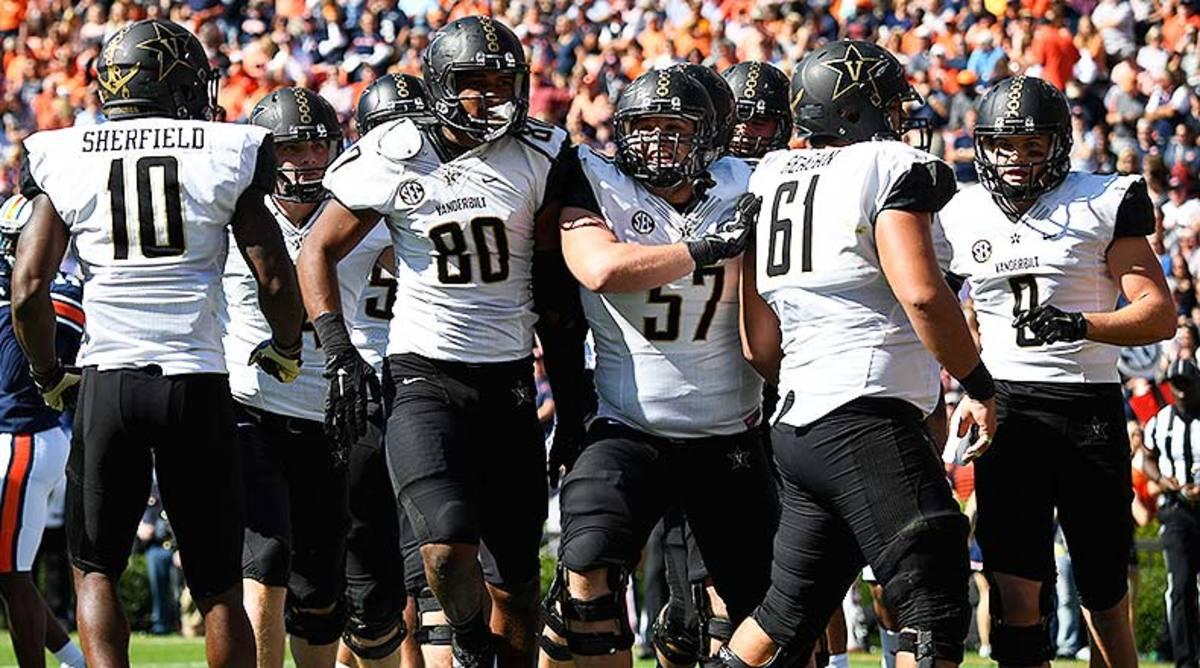 Vanderbilt (VU) vs. Kentucky (UK) Football Prediction and Preview