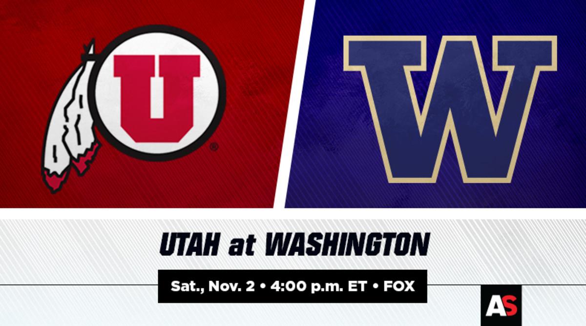 Utah vs. Washington Football Prediction and Preview