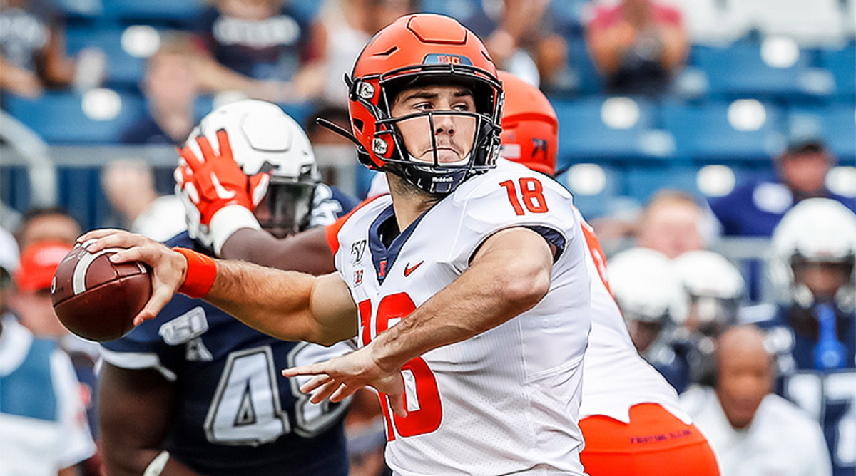 Illinois Football: 10 2021 NFL Draft Prospects to Watch for the Fighting Illini