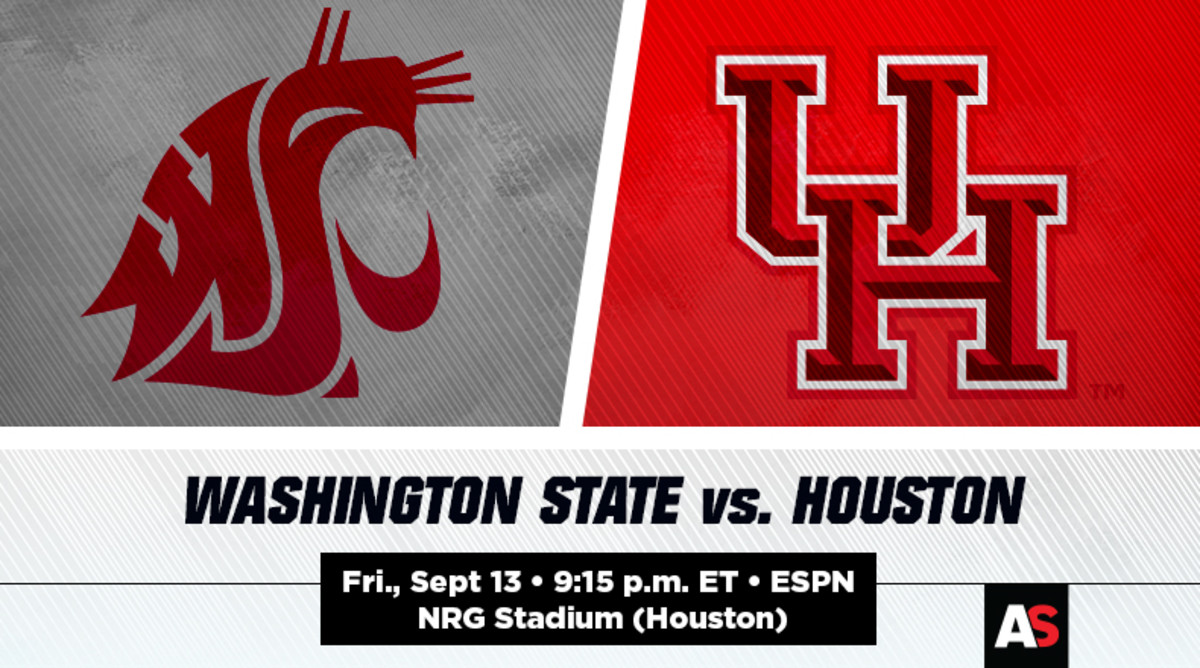 Washington State Cougars vs. Houston Cougars Prediction and Preview