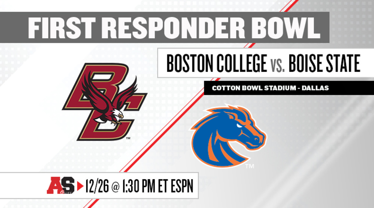 First Responder Bowl Prediction and Preview: Boston College vs. Boise State