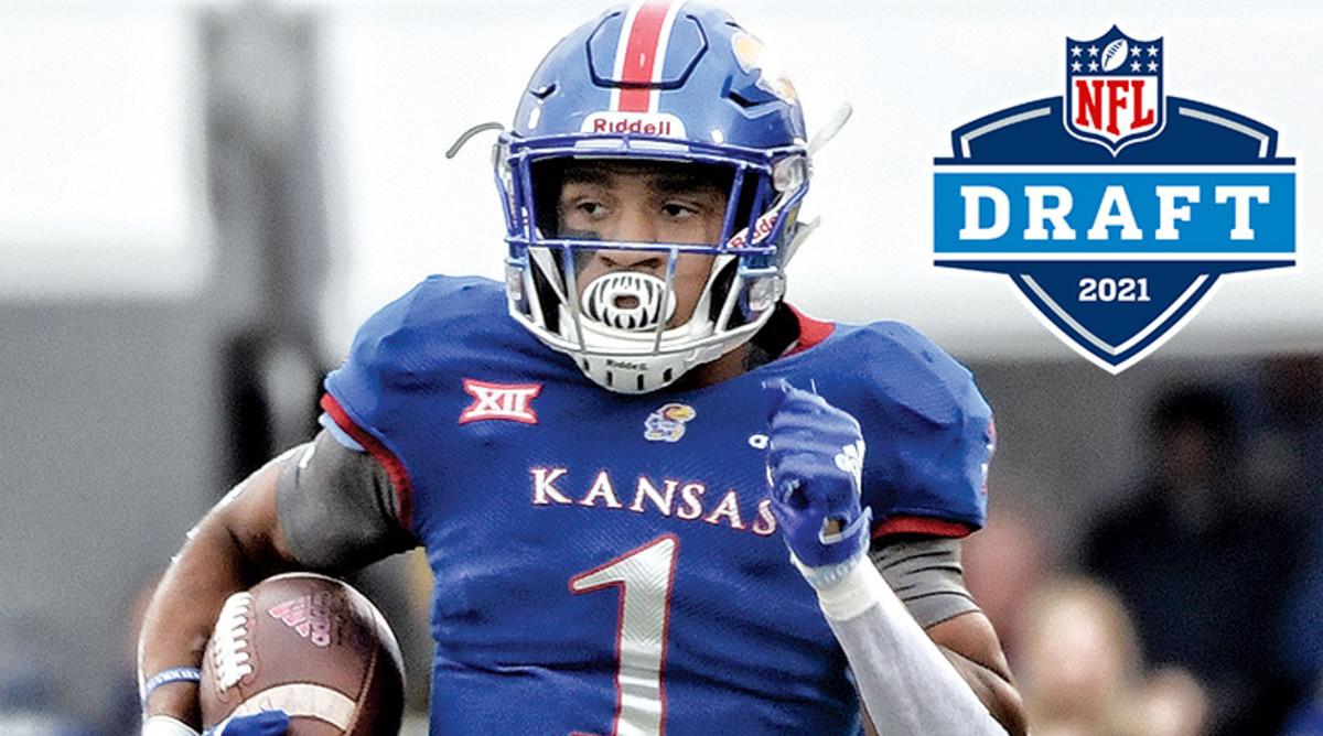 2021 NFL Draft Profile: Pooka Williams Jr.