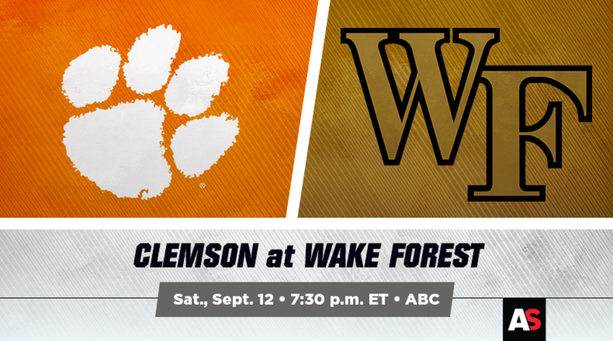 Clemson vs. Wake Forest (WF) Football Prediction and Preview