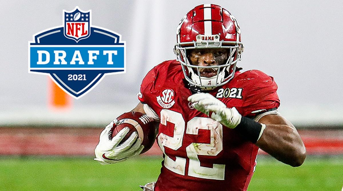 2021 NFL Draft Profile: Najee Harris