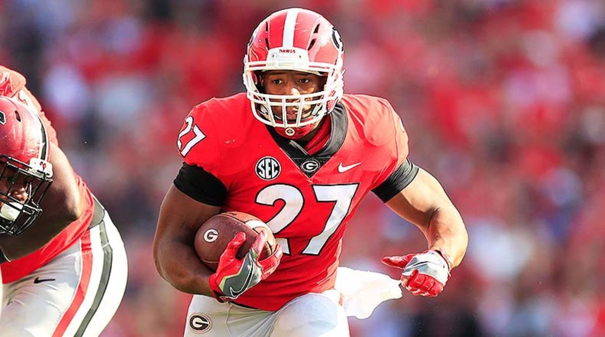 Georgia Football: Bulldogs All-Decade Team