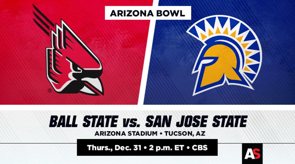 Arizona Bowl Prediction and Preview: Ball State vs. San Jose State