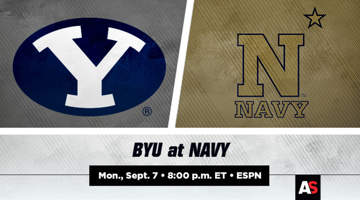 BYU vs. Navy Football Prediction and Preview