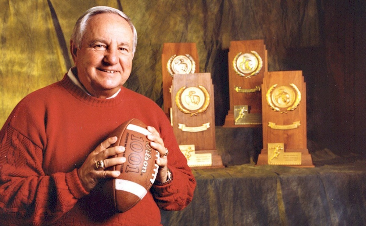 Eastern Kentucky was the First Dynasty in FCS College Football