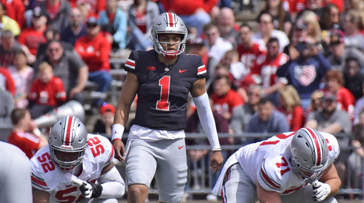Ohio State Football: Justin Fields