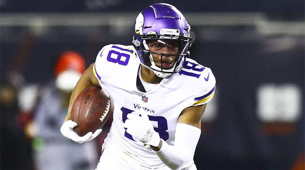 Justin Jefferson, Minnesota Vikings