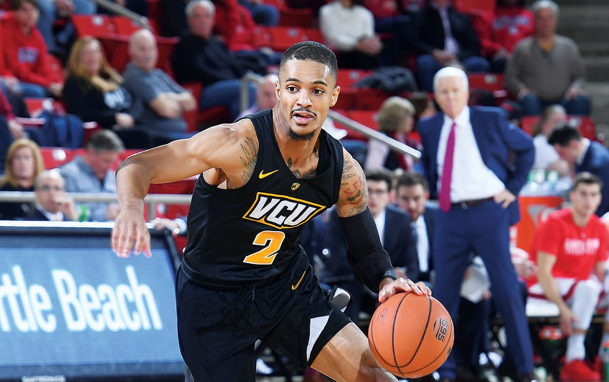 VCU Rams Basketball: Marcus Evans