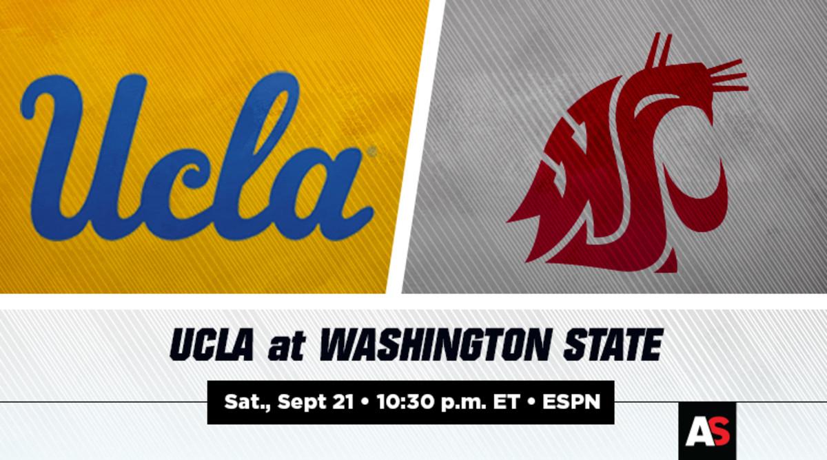 UCLA vs. Washington State Football Prediction and Preview