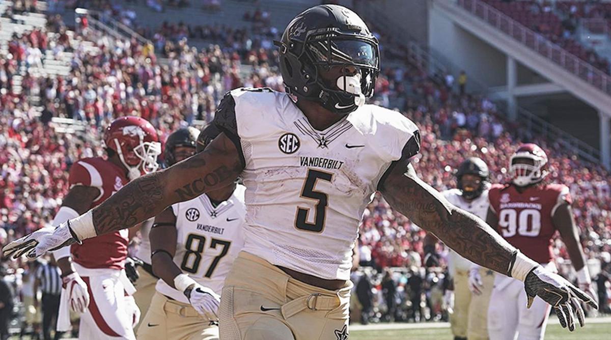 Vanderbilt Football: Ke'Shawn Vaughn is the SEC's Unknown Star