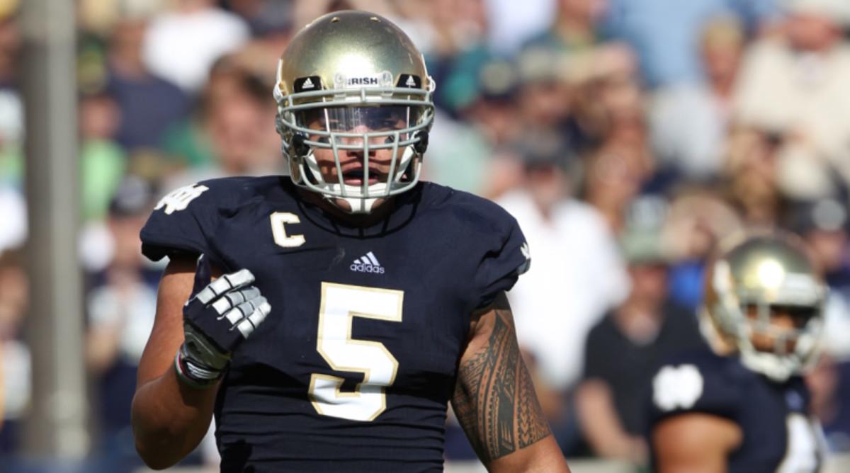 Notre Dame Football: Fighting Irish All-Decade Team