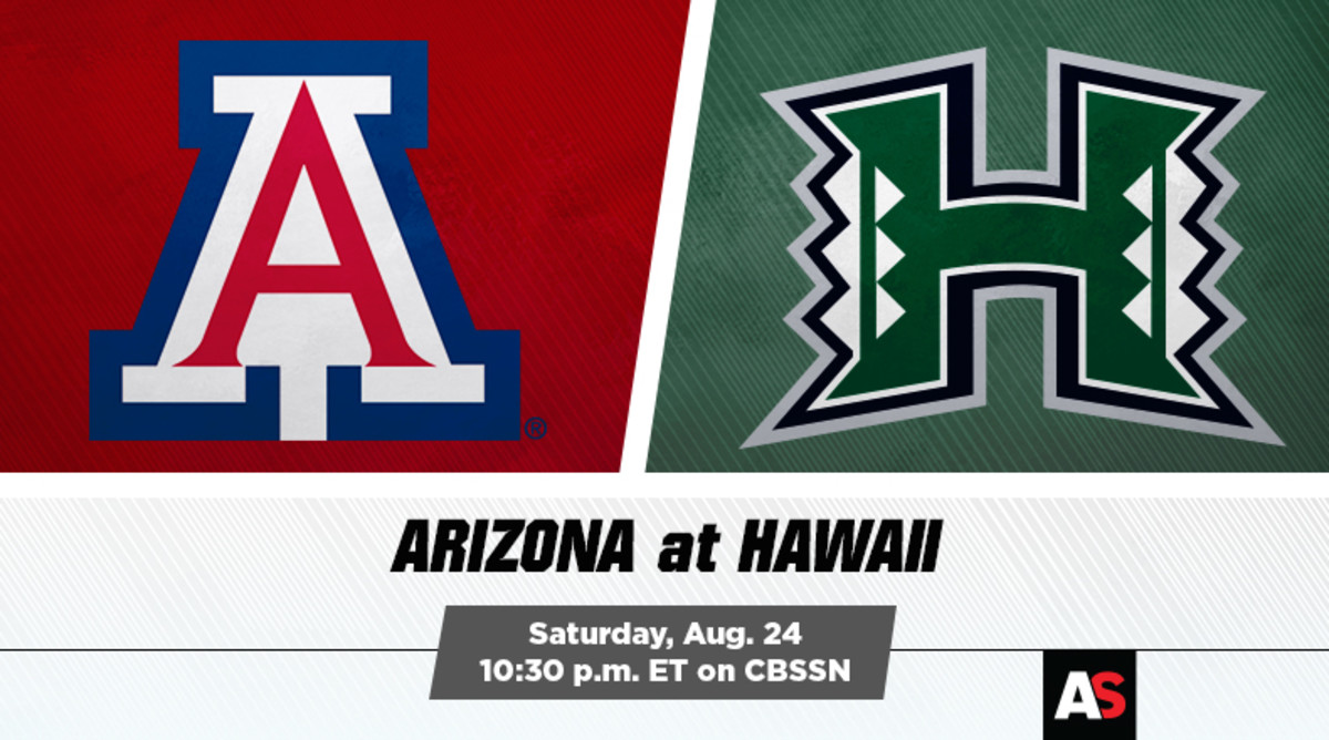 Arizona Wildcats vs. Hawaii Rainbow Warriors Prediction