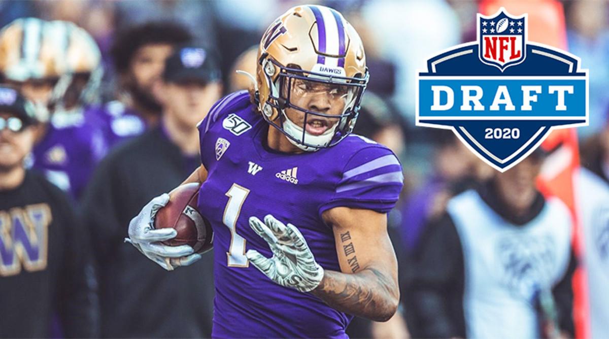 2020 NFL Draft Profile: Hunter Bryant