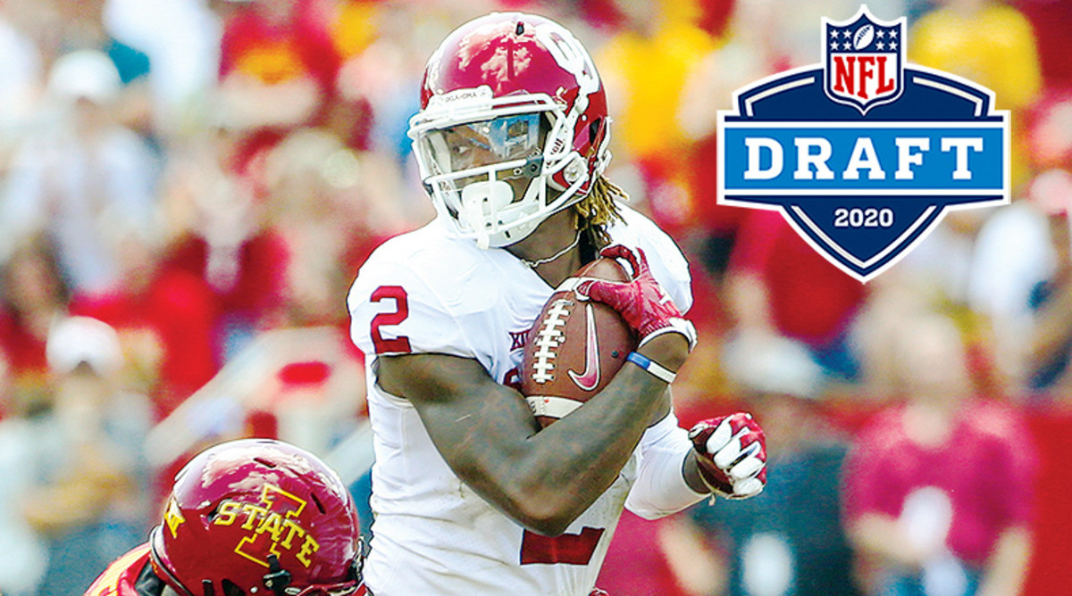 2020 NFL Draft: A Bumper Crop of Wide Receiver Prospects
