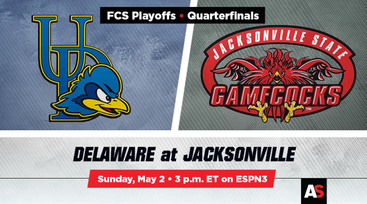 FCS Quarterfinal Prediction and Preview: Delaware vs. Jacksonville State